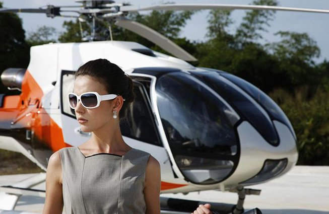 Helicopter Charters in Wichita