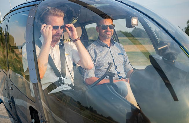 Wichita Helicopter Tours